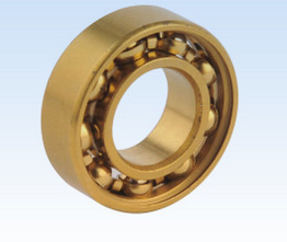 Deep Groove Ball Bearing (Titanium Coating)