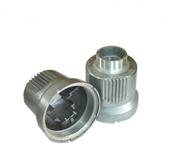 OEM Low Pressure Die Casting Aluminum A356 LED Housing