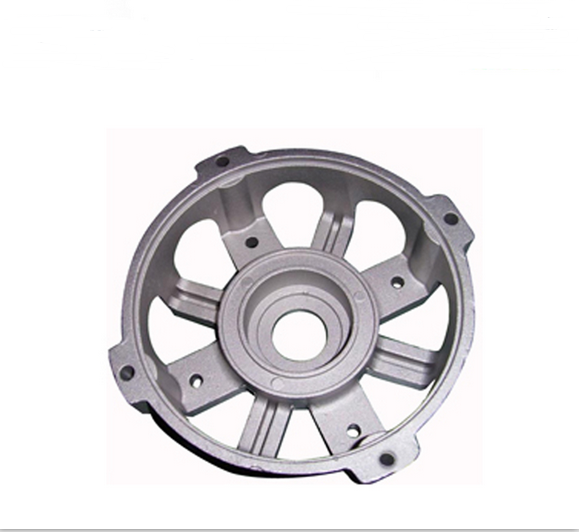 Fabrication Services Aluminum Die Casting Mechanical Parts