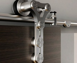 Modern Sliding Barn Door Hardware (LS-SDS-511)