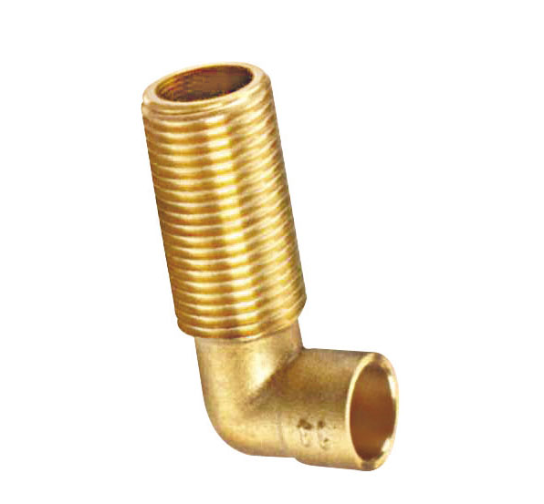 Brass Bend and Elbow Fitting (a. 0245)