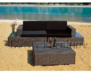 Garden Furniture PE Wicker (LN-003)