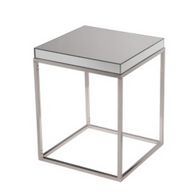 Small Sizeof Stainless Steel Base/Side Table/End Table/Stainless Furniture