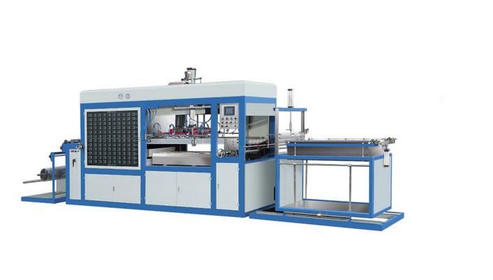 Hongyin Plastic Vacuum Forming Machine