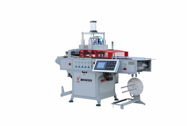 Hy-510580 Plastic Film Full Automatic Plastic Forming Machine