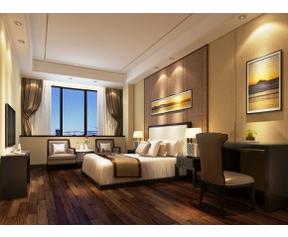 Double Room Set / 5 Star / Alx-017/ TUV / Hotel Furniture