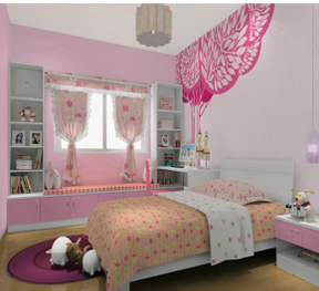 Children ′s Bedroom Furniture (FY1003)