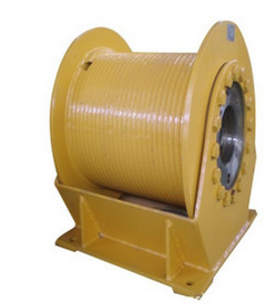 Hydrostatic Planetary Transmission Winch Speed Reducer for Crane
