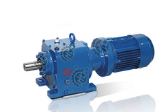 Hr Series Helical Bevel Transmission Gear Speed Reducer