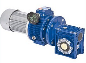 Mechanical Worm Gear Transmission Speed Variator Reducer