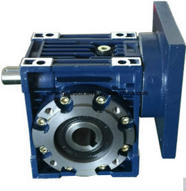 Shaft Mounted Worm Reducer Speed Transmission Worm Reducer