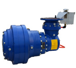 Right-Angle Big Torque Planetary Gearbox