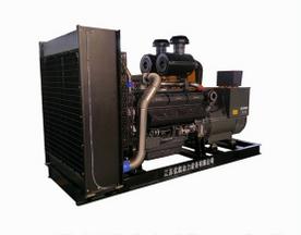 30kVA Power Plant Industrial Diesel Generator