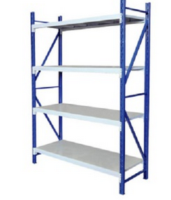 Warehouse Light Duty Shop Storage Display Rack