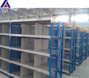 Medium Duty Customized Metal Shelving