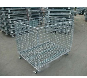 Wire Container/Storage Cage/Mesh Pallet (JW-CN1411532)