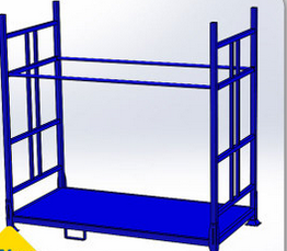 Stacking Rack for Tire Top Quality Tire Display Rack