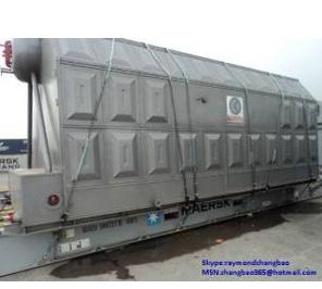 Szl Coal Biomass Hot Water Boiler