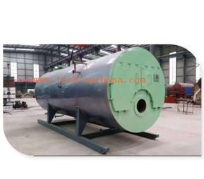 Horizontal Internal Combustion Auto Gas or Oil Fired Steam Boiler buying leads