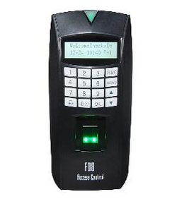Fingerprint Access Control With Elegant Slim Design (F08)