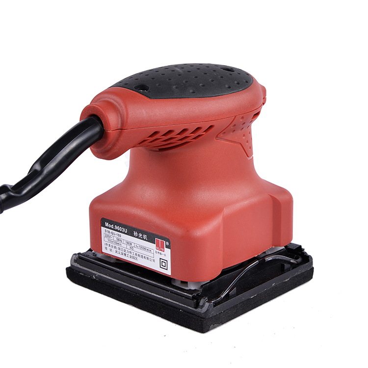 Professional Minli 180W Electric Orbital Sander of Woodworking Machine Tools Power Tools 9603u