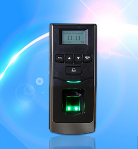 Biometric Built-in Relay Fingerprint Access Controller with Wired Door Bell Connecion (F6)