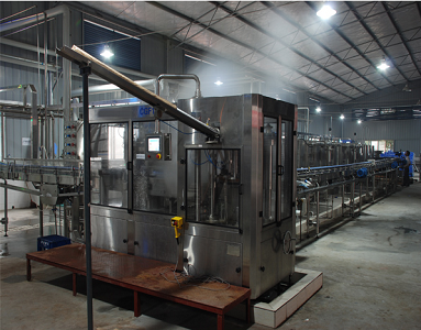 Canned Beer Filling Line