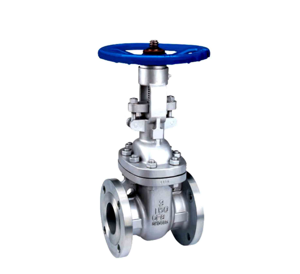Cast Steel Gate Valve (Z40H)
