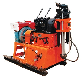 light geological prospecting drilling machine