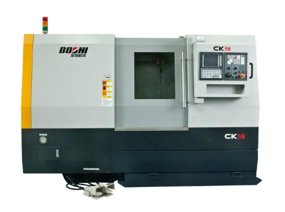 Ck40/Ck50 Slant Bed CNC Lathe