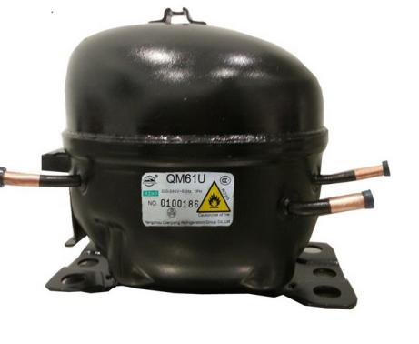 R290 Commercial Refrigerator Compressor (QM61U)