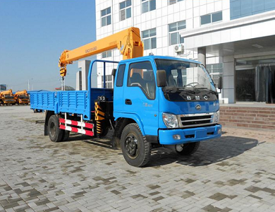 China Brand Mini Truck Mounted Crane for Sale