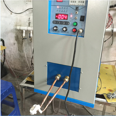 Metal Hardening Annealing Electric Induction Heating Machine Price (JLCG-10)