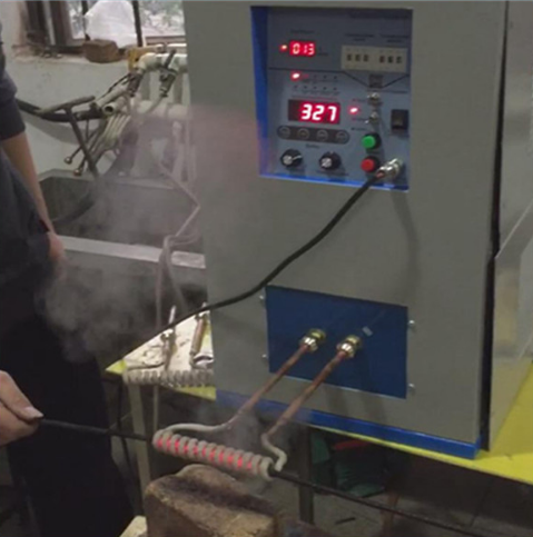 Metal Hardening Annealing Electric Induction Heating Machine Price (JLCG-10) - buying leads