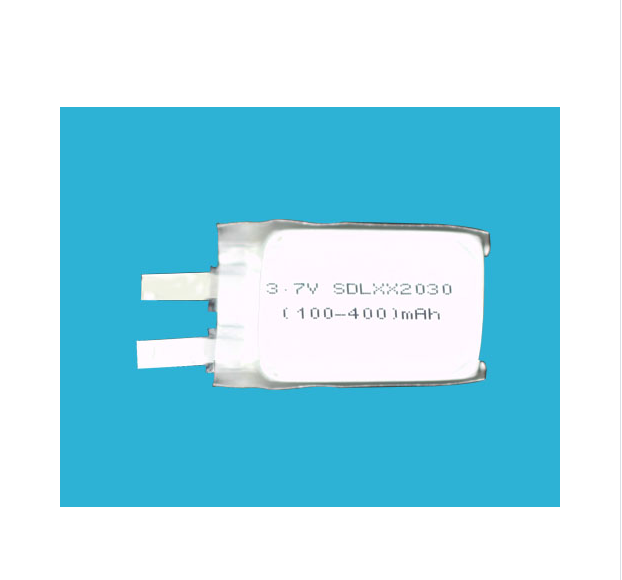 300mAh 3.7V Lithium Battery for Consumer Electronics CB Ce