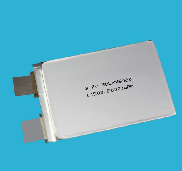 4000mAh Lithium Battery for Consumer Electronics Kc Ce