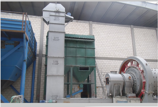 Bucket Elevator for Ceramic Sand Production Line