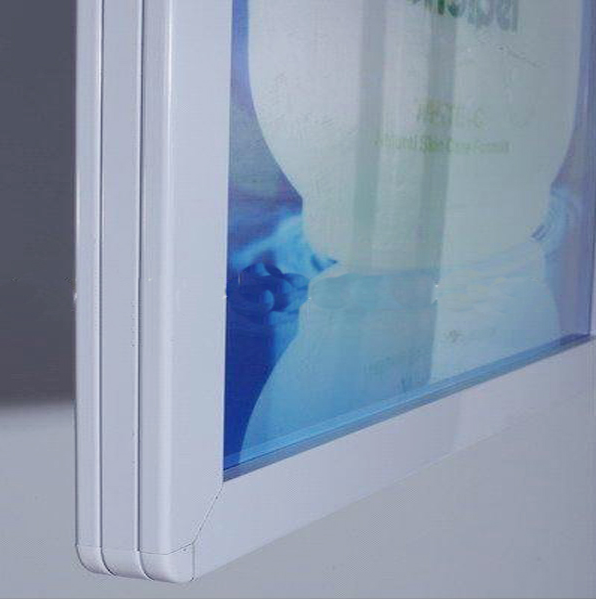 Double Sided LED Slim Light Box Ultrathin