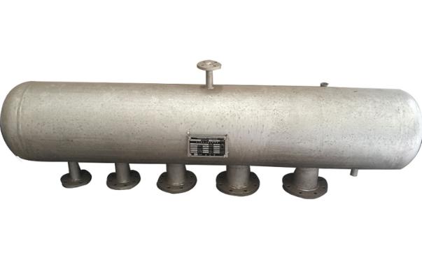 Customerized Steam Header for Boiler