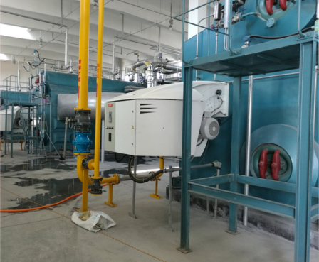 Double-Drum Diesel Gas and LNG Fuel Fired Steam Boiler buying leads