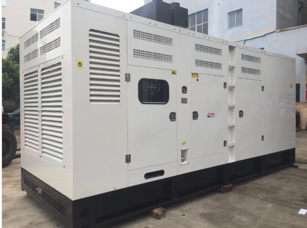 200kVA 250kVA 350kVA 400kVA 500kVA 650kVA Silent Cummins Diesel Generator