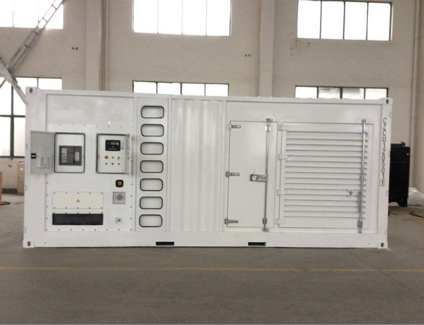 1000kw Diesel Generator with Silent Canopy