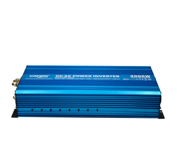 OEM solar energy 4000W DC AC home smart power inverter