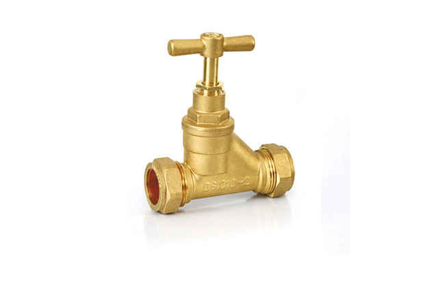 High Quality PPR Brass Stop Valve (VG-C30812)