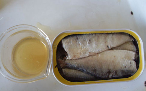 155g Canned Mackerel in Brine
