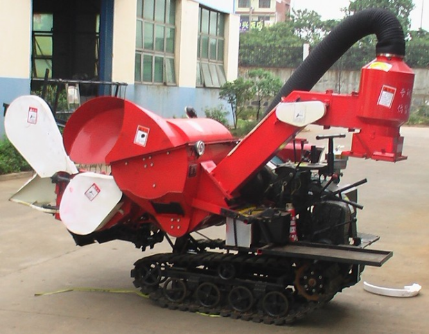 Wheat and Rice Harvester