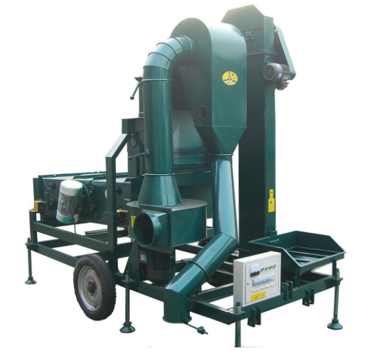 Sesame Cleaning Machine Seed Separator (5XZC-5B)