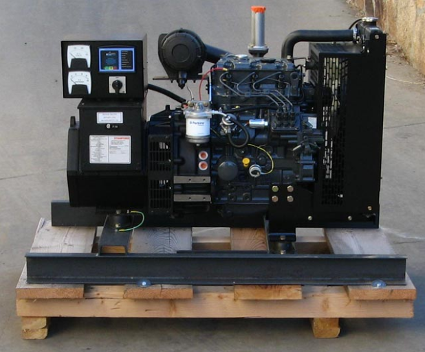 15kVA with Perkins Diesel Generator Set (HF12P1)