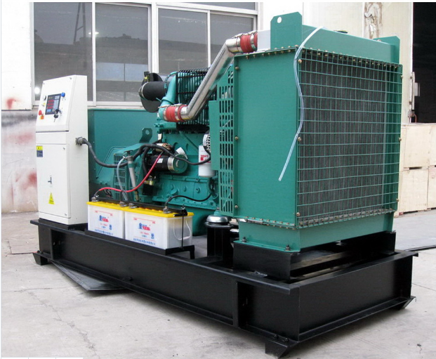 64kw/80kVA Cummins Genset/ Generator Set/ Brushless Alternator (HF64C1)