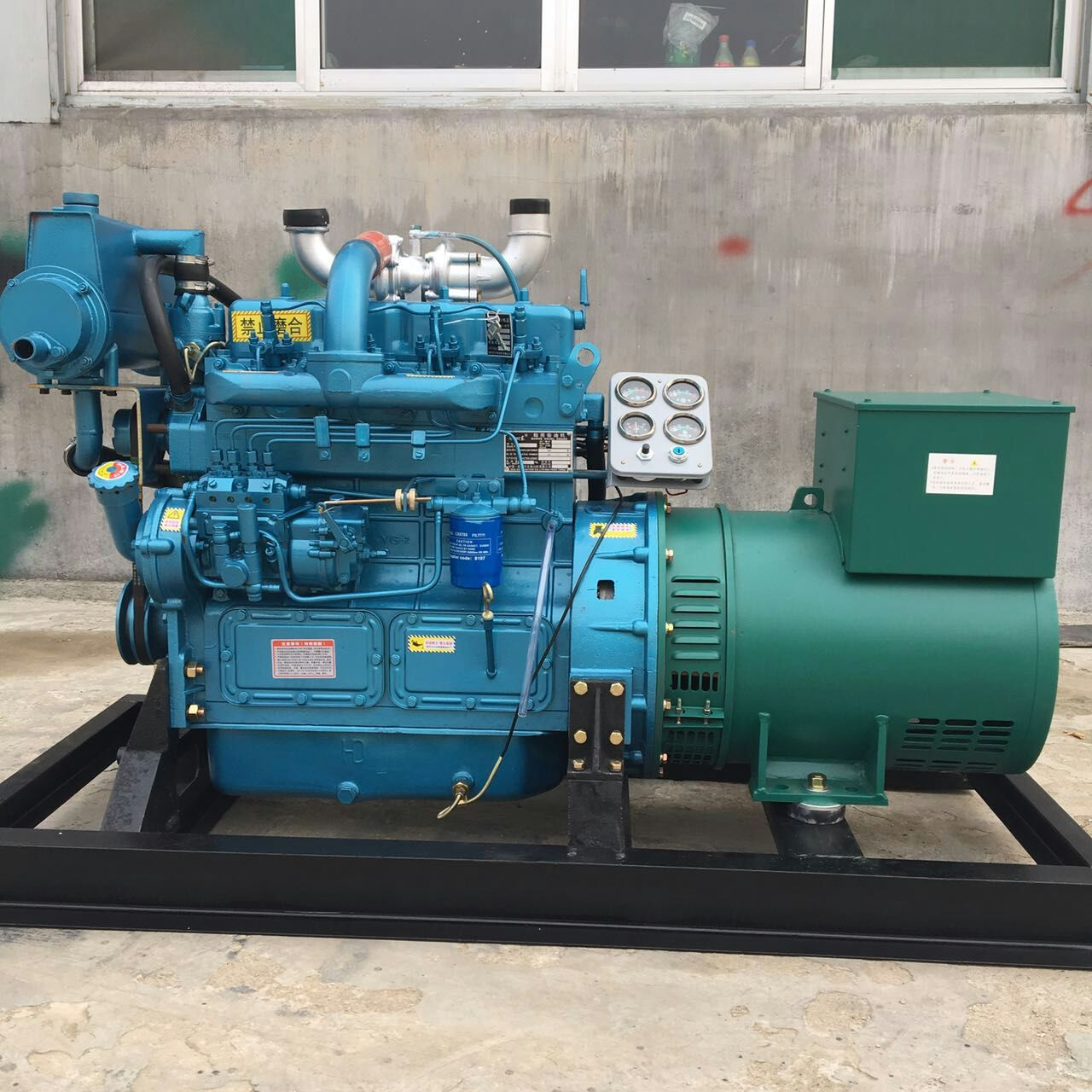 Provide 300 kw diesel generator set, ex-factory price, sales quality, excellent performance